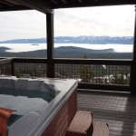 Hottub Aishling Lodge